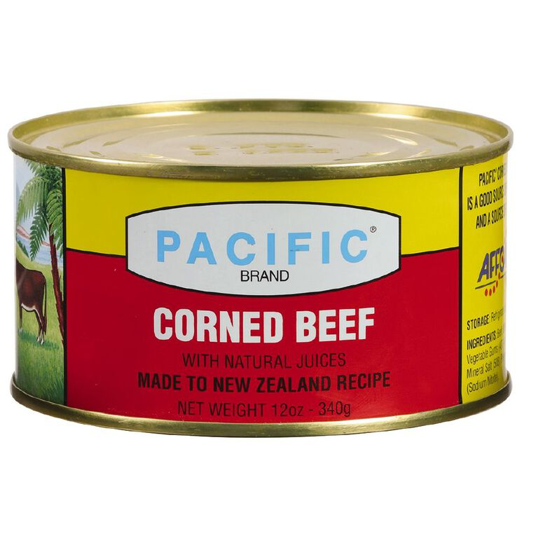 Pacific Corned Beef 340g, , hi-res