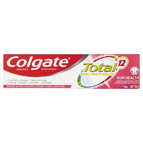 Colgate Total Toothpaste Gum Health 115g