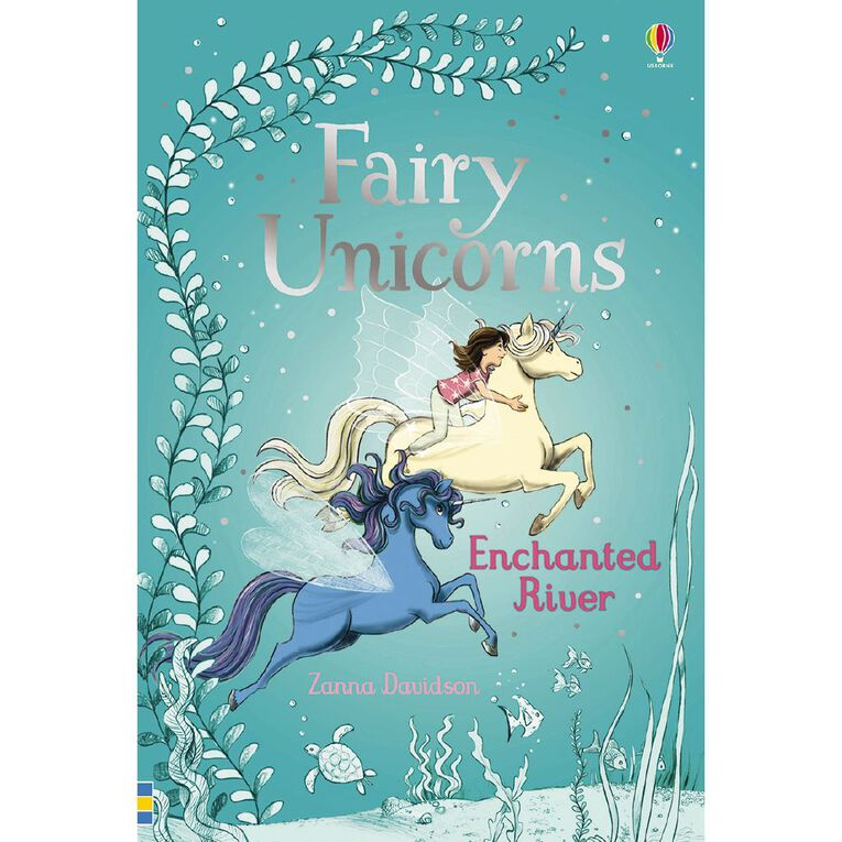 Fairy Unicorns #4 Enchanted River by Zanna Davidson, , hi-res