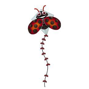 EOLO Pop Up Diamond Kite Lady Bug