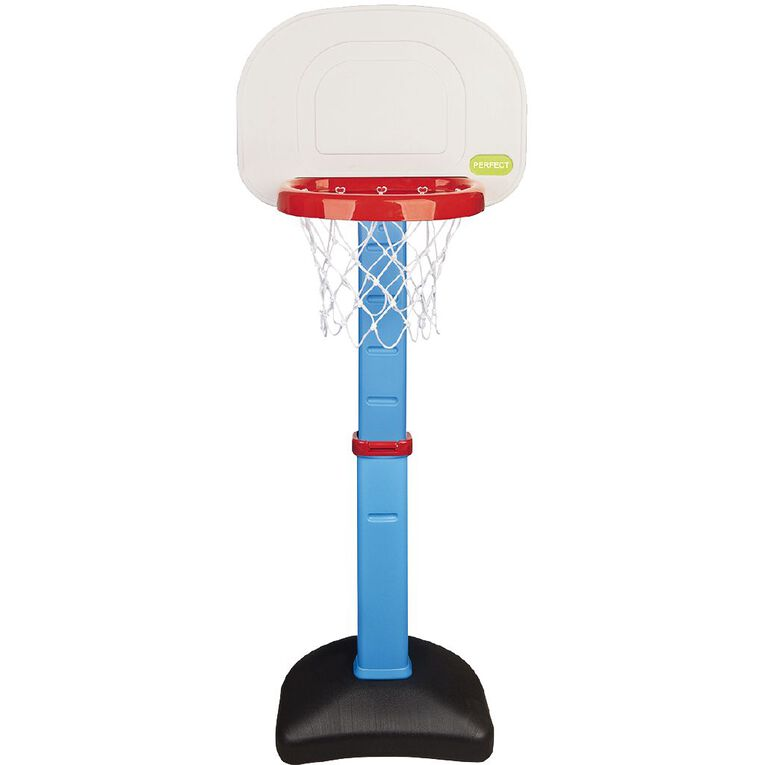 Active Intent Play Kids' Basketball Stand, , hi-res