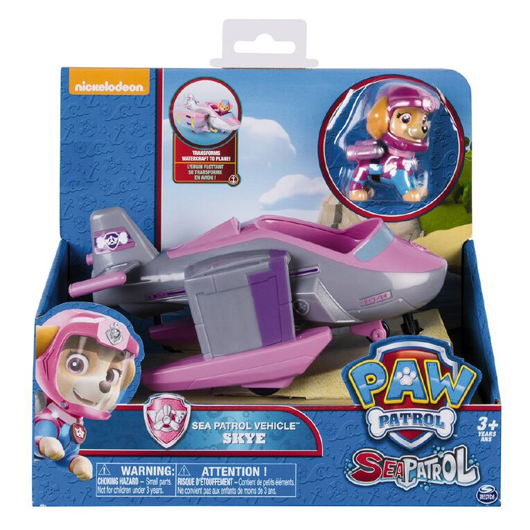 Paw Patrol Basic Vehicle and Pup Assorted, , hi-res image number null