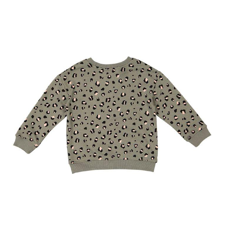 Young Original Toddler Drop Shoulder Sweatshirt, Grey Mid, hi-res