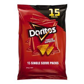 Doritos Cheese Supreme 15 Pack
