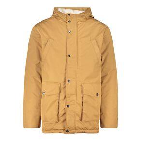 H&H Men's Padded Parker Jacket