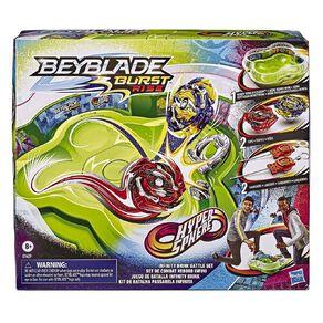 Beyblades Hypersphere Infinity Brink Battle Set Exclusive