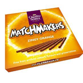 Nestle Quality Street Matchmakers Zingy Orange 120g