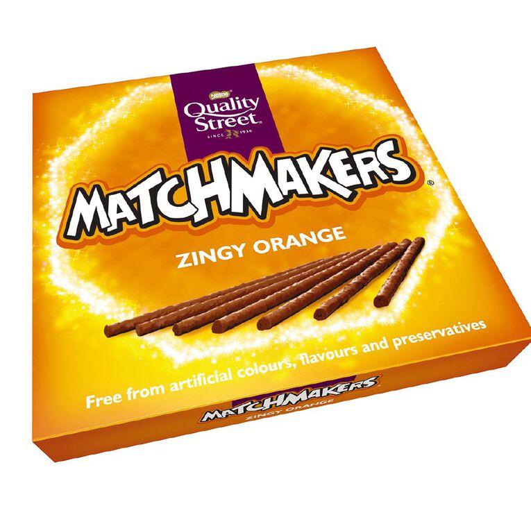 Nestle Quality Street Matchmakers Zingy Orange 120g, , hi-res