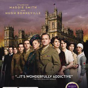 Downton Abbey Season 2 DVD 4Disc
