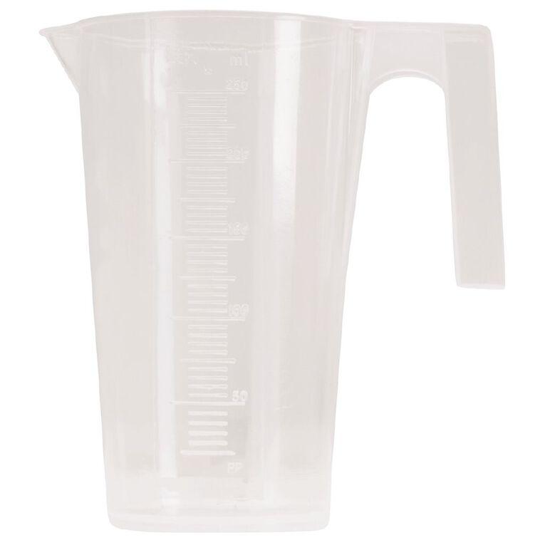 McGregor's Plastic Jug 250ml, , hi-res