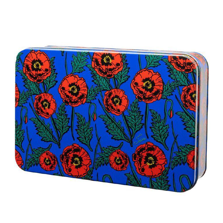 RSA Anzac Poppy Tin Biscuit 360g, , hi-res