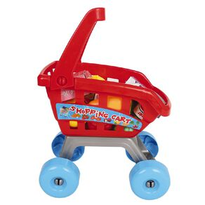 Play Studio Plastic Shopping Cart