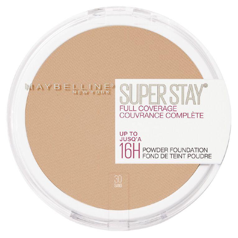 Maybelline Superstay 16hr Powder 030 Sand, , hi-res