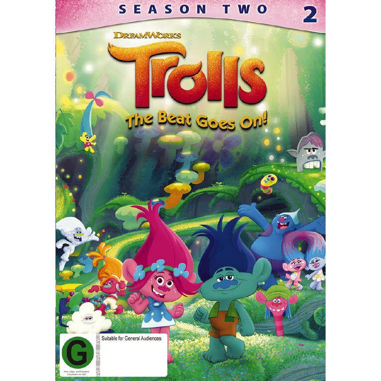 Trolls The Beat Goes On Season 2 DVD 2Disc, , hi-res
