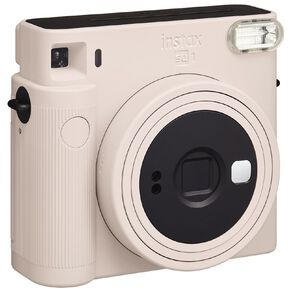 Fujifilm Instax SQ1 Instant Camera Ice White