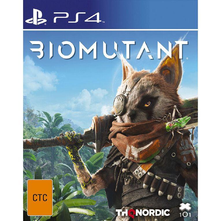 PS4 Biomutant, , hi-res