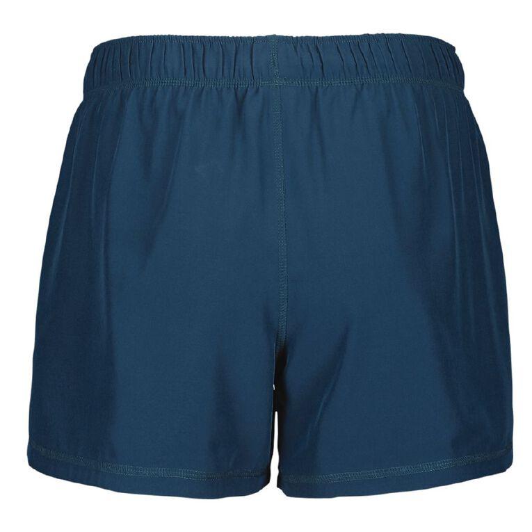 Active Intent Women's 2-in-1 Shorts, Blue Dark, hi-res