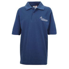 Schooltex Marlborough Short Sleeve Polo with Embroidery
