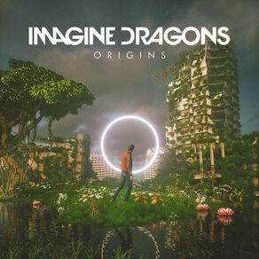 Origins Delux CD by Imagine Dragons 1Disc
