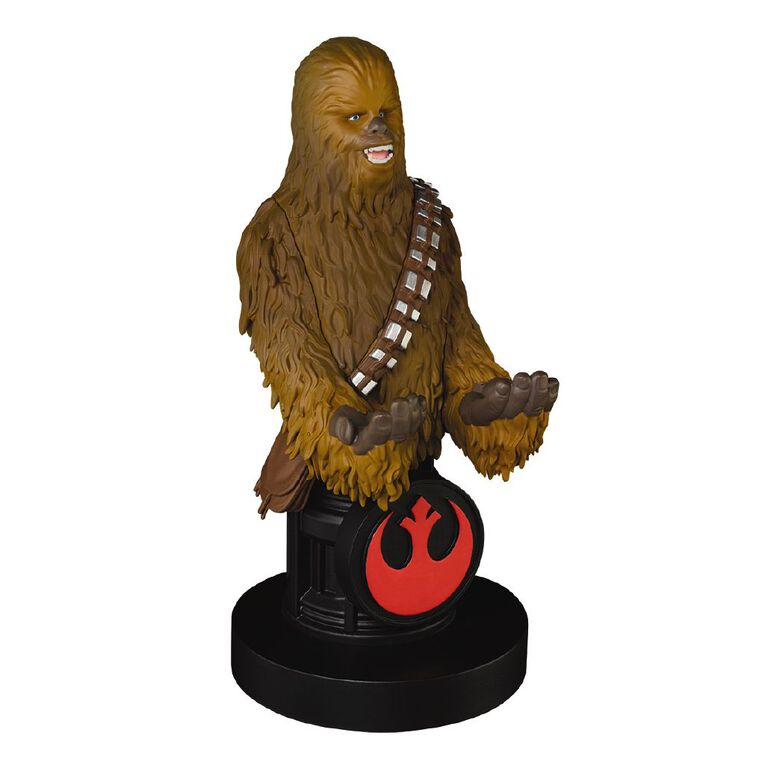 Cable Guys Chewbacca (on Plinth), , hi-res