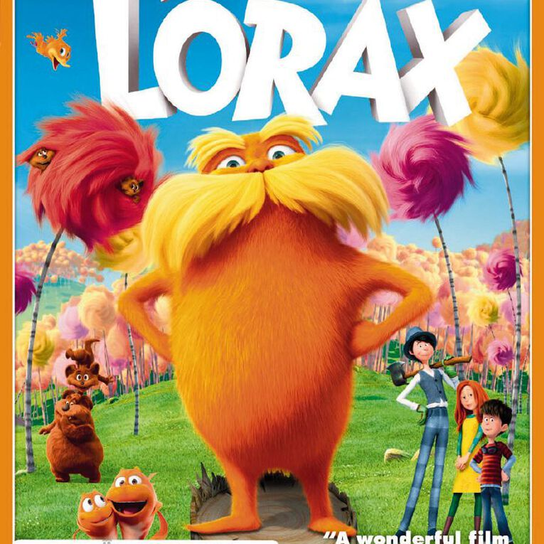 The Lorax DVD 1Disc, , hi-res