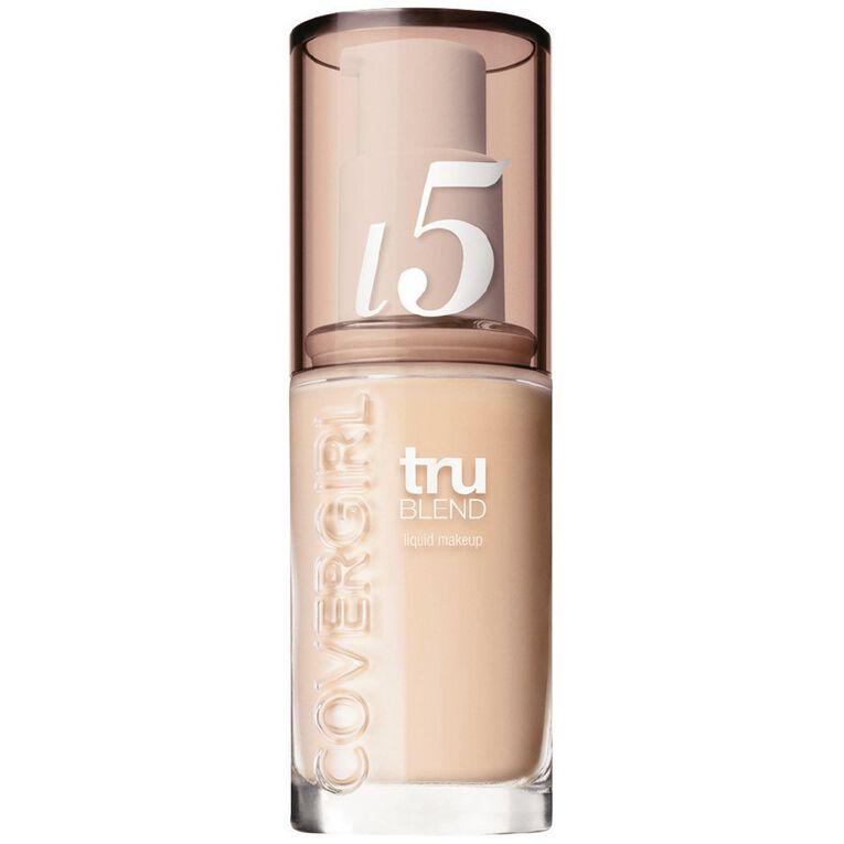 Covergirl TRUblend Liquid Foundation Classic Ivory, , hi-res