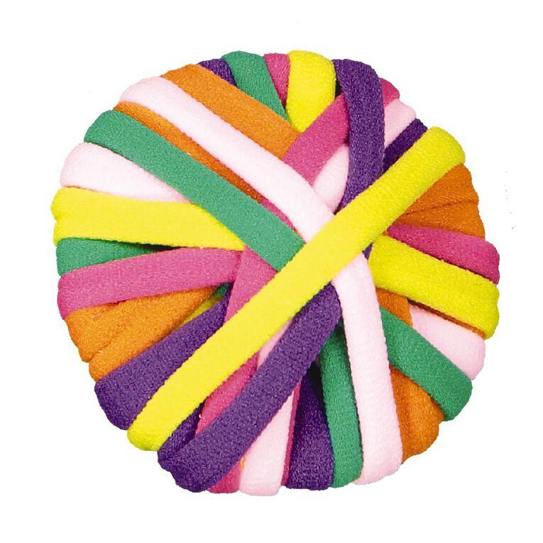 Colour Co. Hair Softie Elastics Bright Colours 24 Pack, , hi-res