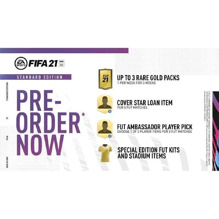 Nintendo Switch FIFA 21, , hi-res