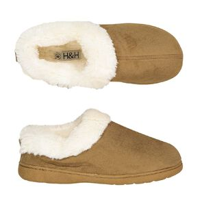 H&H Memory Sucff Slippers