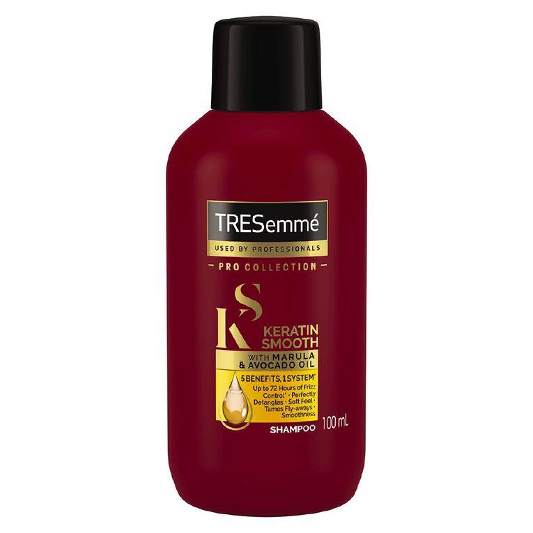 Tresemme Keratin Smooth Shampoo Mini 100ml, , hi-res