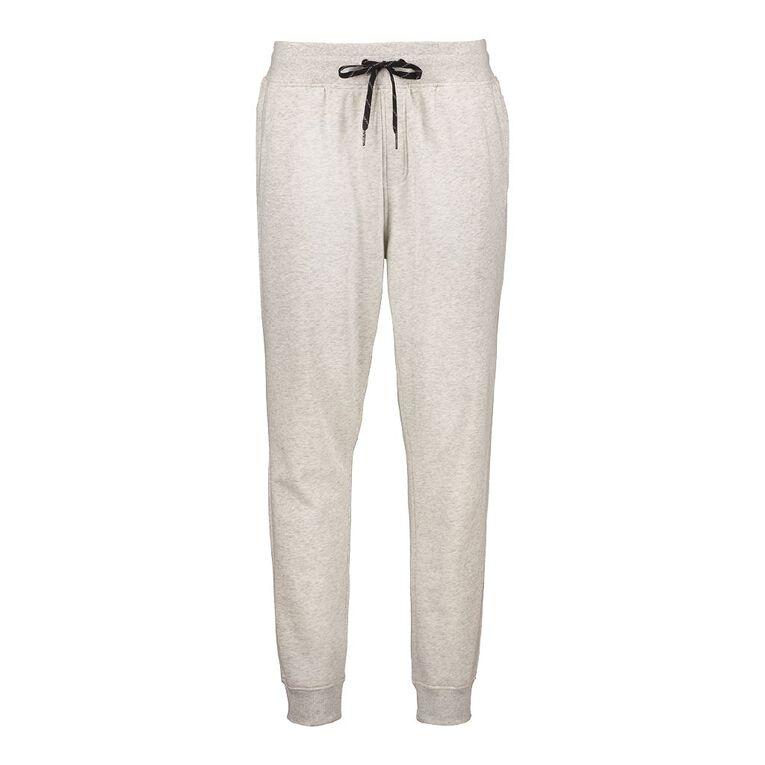 H&H Men's Jogger Trackpants, White, hi-res image number null