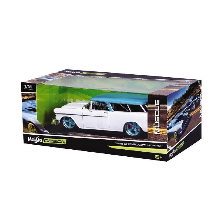 Maisto 1:18 Design 1955 Chevrolet Nomad, , hi-res