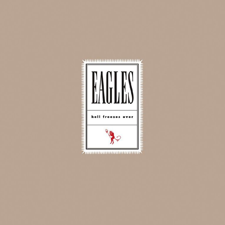Hell Freezes Over 25th Ann Vinyl by Eagles 2Record, , hi-res