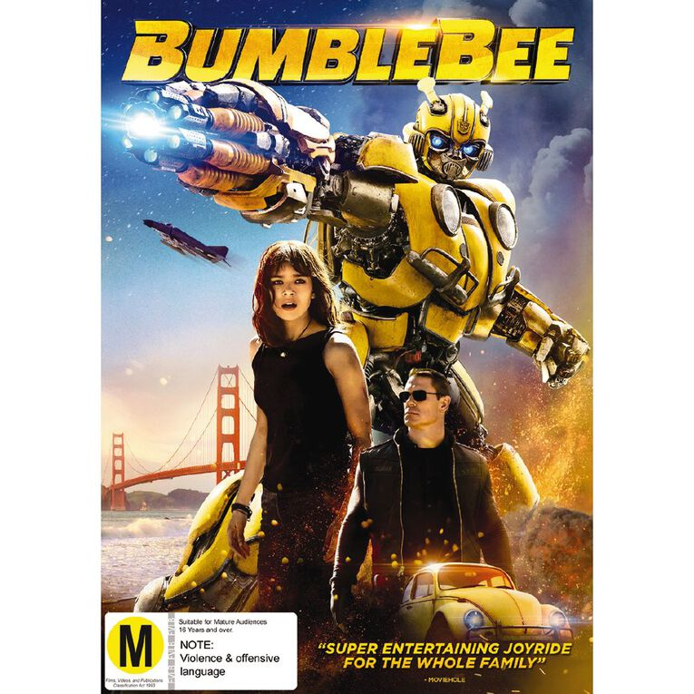 Bumblebee DVD 1Disc, , hi-res