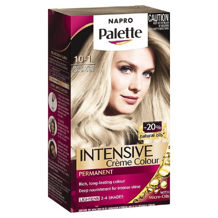 Napro Palette Ultra Light Ash Blonde 10-1, , hi-res