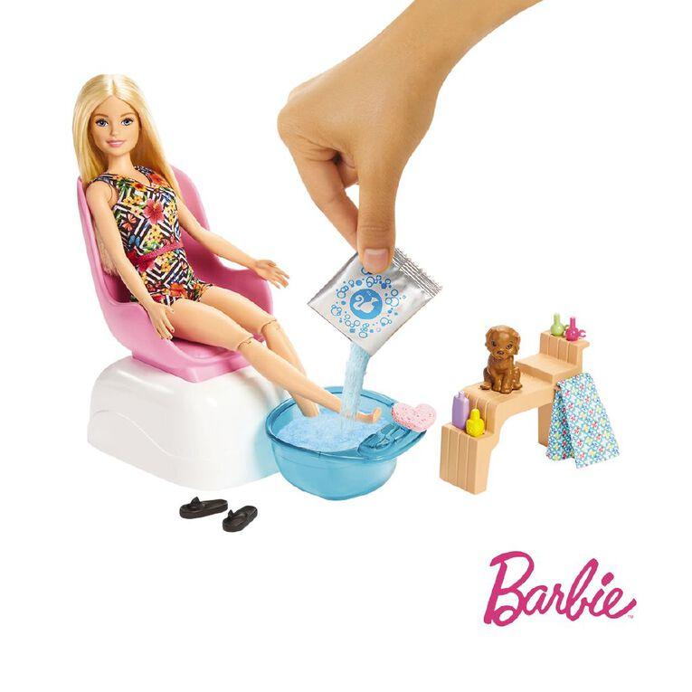 Barbie Wellness Manicure & Pedicure Set, , hi-res