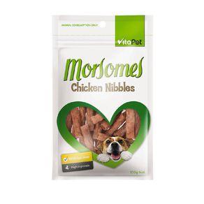 Vitapet Morsomes Chicken Nibbles 100g
