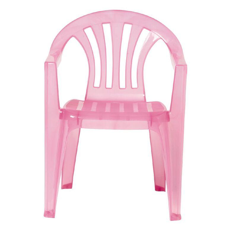 Taurus Kids' Chair Pink, , hi-res