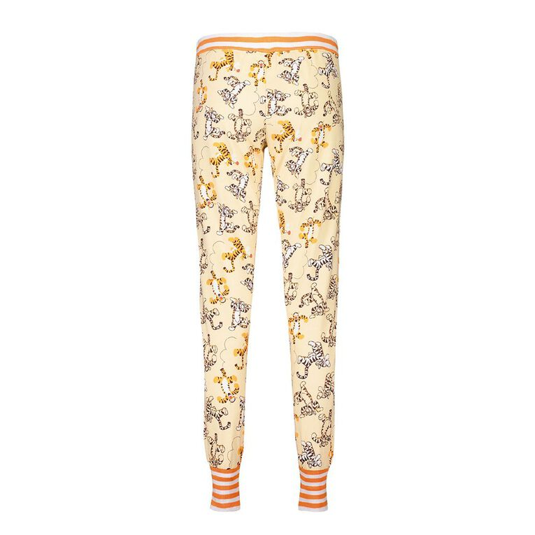 Disney Women's Stretch Pants, Orange, hi-res