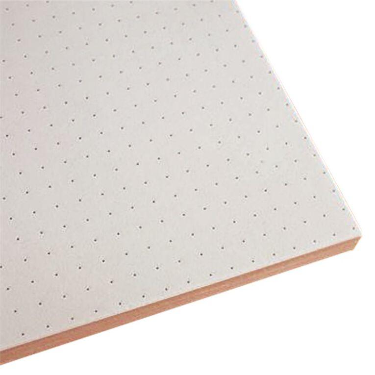 Fabriano Ecoqua Bound Sketchbook Dotted 85GSM 80 Sheets Black A5, , hi-res