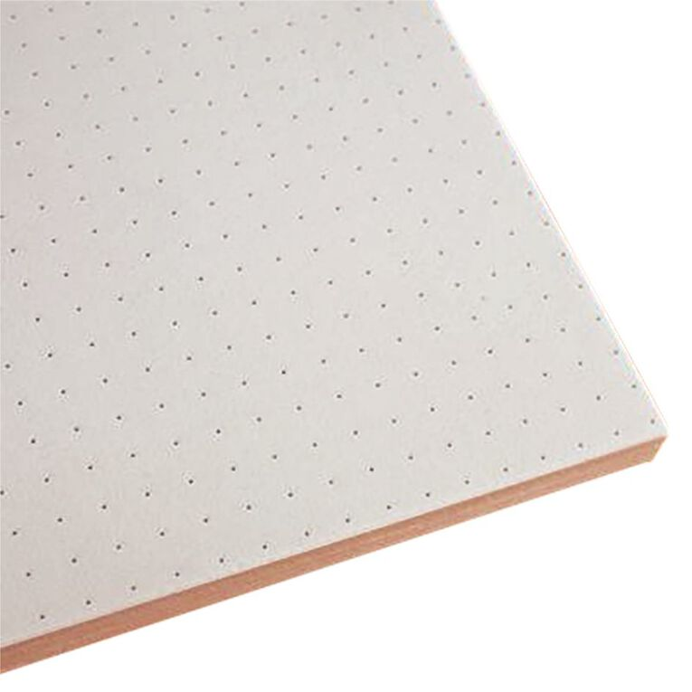 Fabriano Ecoqua Bound Sketchbook Dotted 85GSM 80 Sheets Raspberry A5, , hi-res
