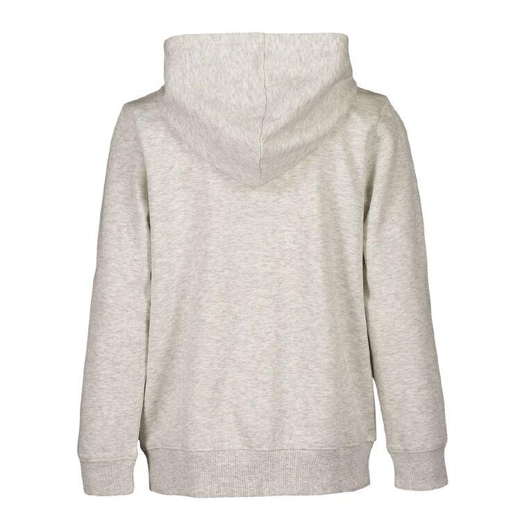 Young Original Zip-Thru Sweatshirt, Grey Light, hi-res