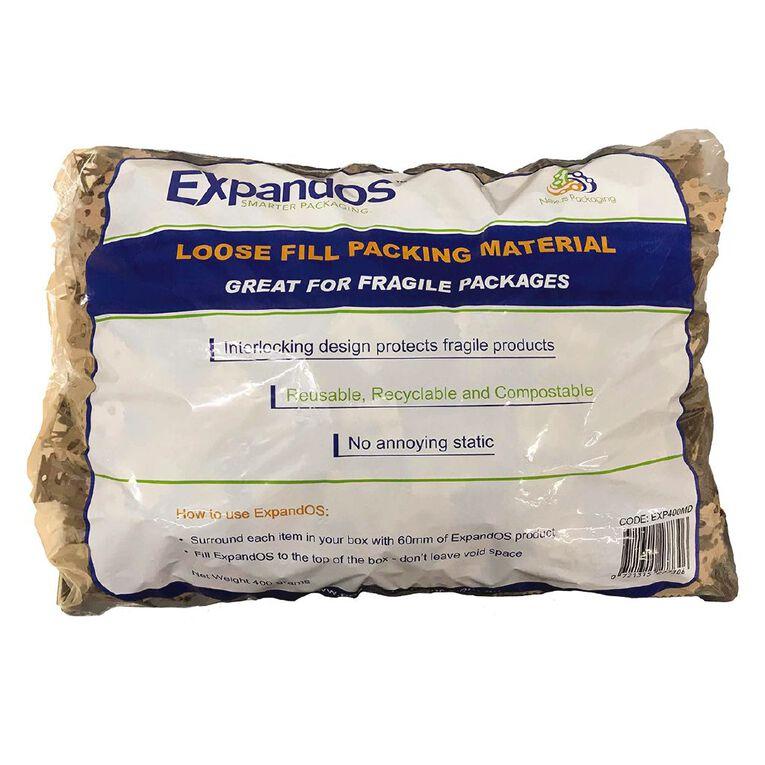 ExpandOS Kraft Loose Fill Packing Material, , hi-res