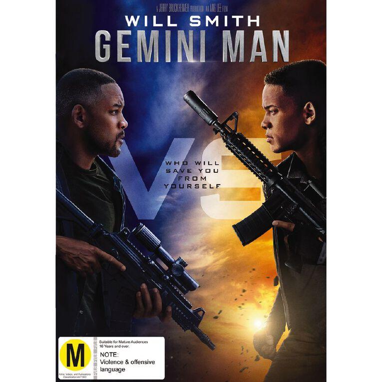 Gemini Man DVD 1Disc, , hi-res