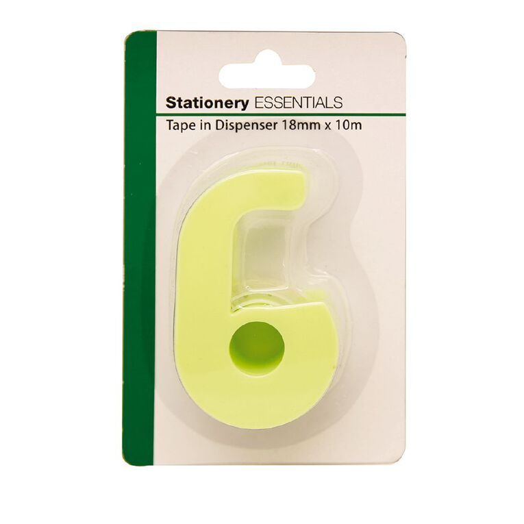 Stationery Essentials Tape Dispenser, , hi-res