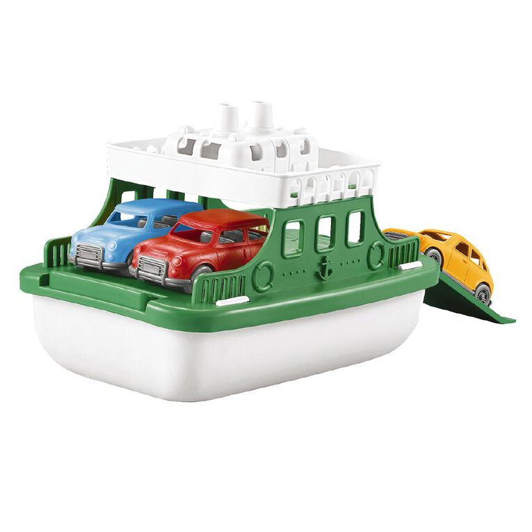 Play Studio Cargo Ship with Cars, , hi-res