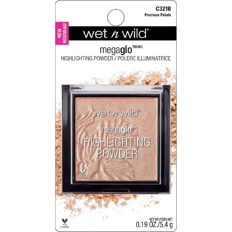 Wet n Wild MegaGlo Highlighting Powder Precious Petals, , hi-res