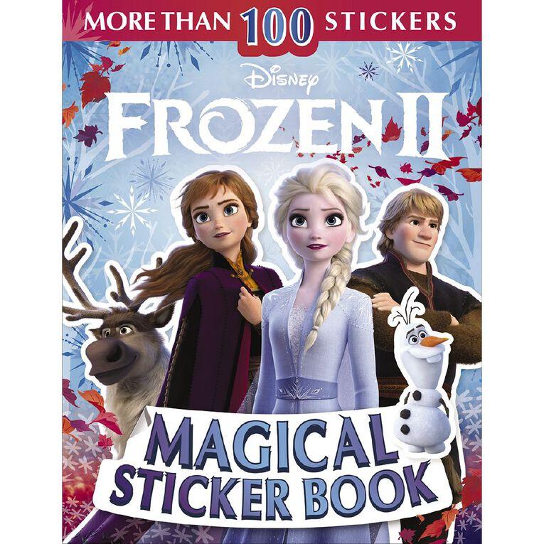 Disney Frozen #2 Magical Sticker Book, , hi-res