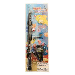Gone Fishin Kids Telescopic Fishing Rod & Reel Combo