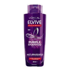 L'Oreal Paris Elvive Colour Protect Purple Shampoo 200ml